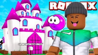 MY NEW MEEP CITY CASTLE TOUR IN ROBLOX