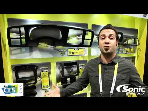 Metra Dash Kit for GM Trucks   CES 2015