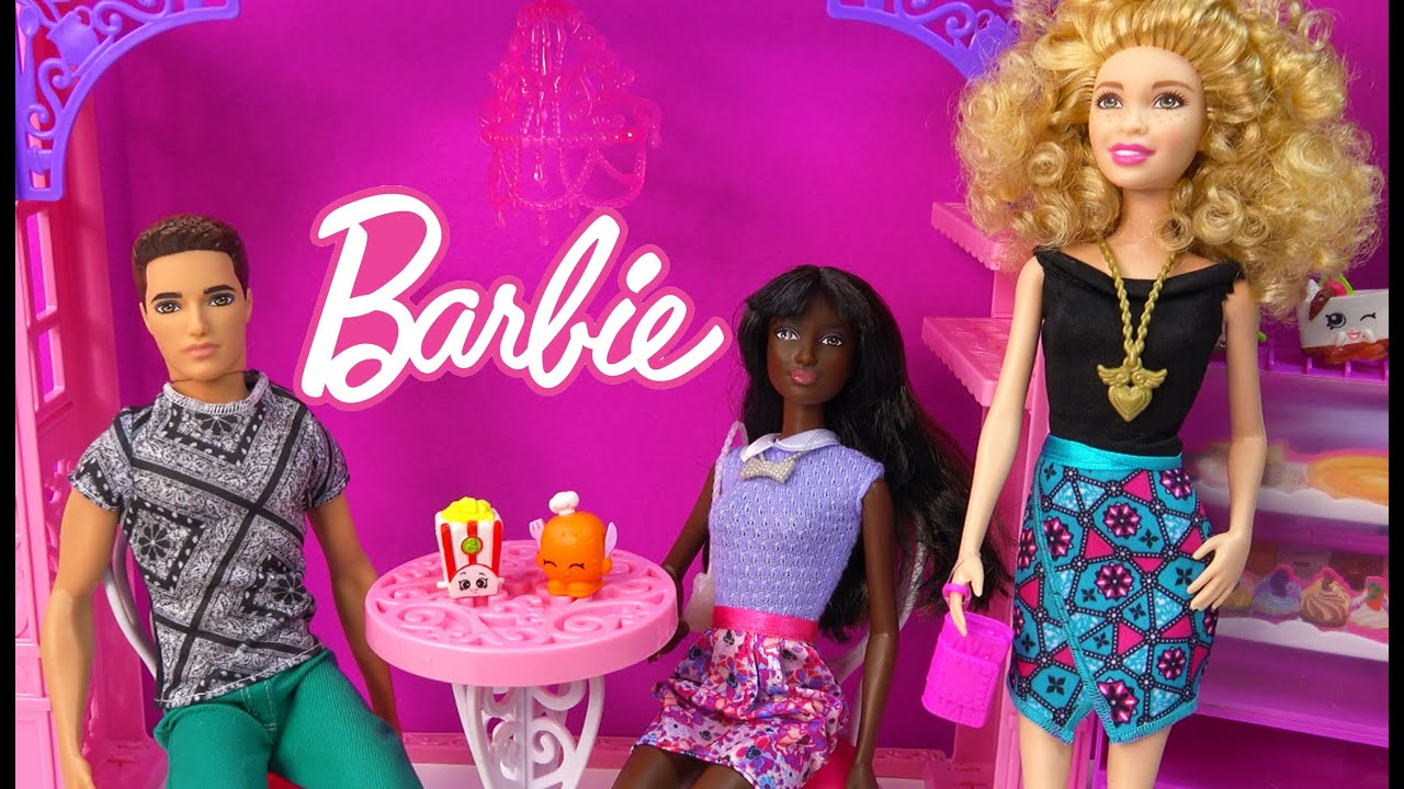 New Fashionista Barbie Dolls Barbie Dolls Fashionistas Ken