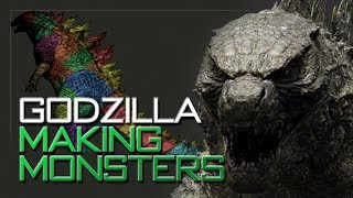 Godzilla (2014) - Making Monsters