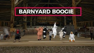 Barnyard Boogie - SLDC – Country Jamboree