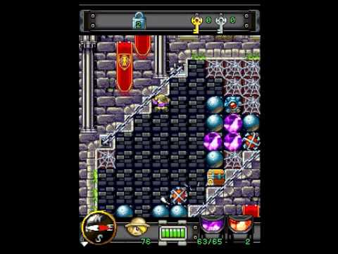 Diamond Rush Perfect Walkthrough: Bavaria Stage 7