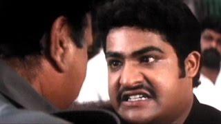 Aadi Movie    Jr.N.T.R Emotional Action Scene    Jr.N.T.R, Keerthi Chawla
