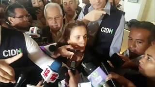 CIDH recibirá hoy y mañana denuncias por protestas en Nicaragua