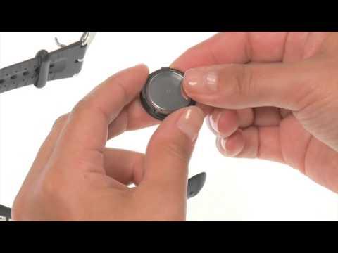 Cómo cambiar la batería al pulsómetro Polar RS800CX