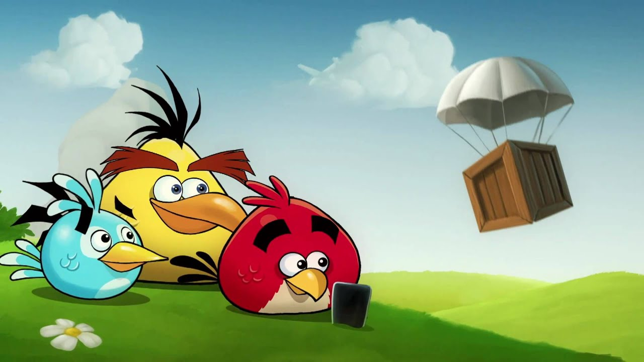 Angry Birds Bing Video - Episode 3 - YouTube