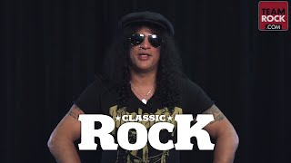 Slash Congratulates Classic Rock Magazine | Classic Rock Magazine