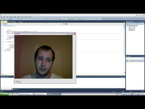 Visual Basic How To: Webcam Capture