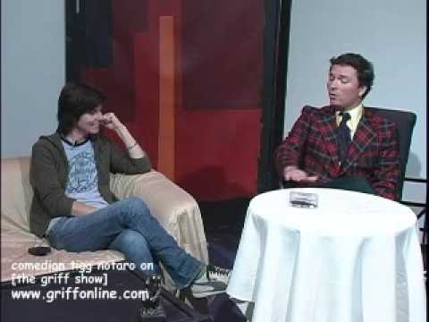 Griff sits down with Comedian Tig Notaro