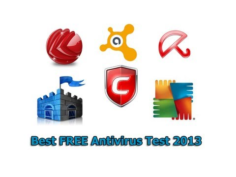 Best FREE Antivirus Test 2013 by Britec Music Videos