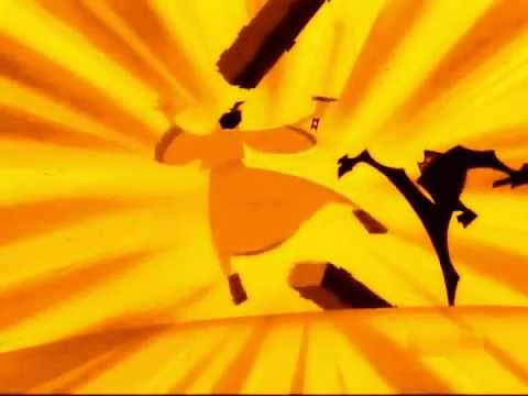 Samurai Jack Theme Music Video
