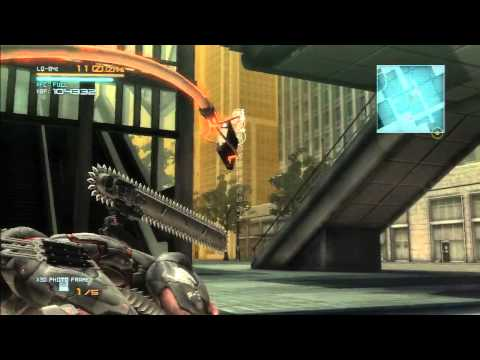 Metal Gear Rising: Revengeance - Blade Wolf DLC story [720p]