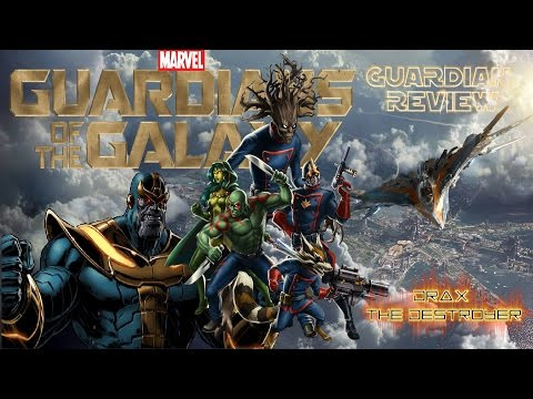 Marvel Avengers Alliance: Drax the Destroyer PvP Action