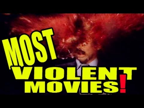 Awesomely Graphic Ultra Violent Movies!