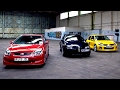 Second Hand Heroes: Hot Hatches   Fifth Gear