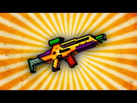 Pixel Gun 3D - Hellraiser UP2 [Review]