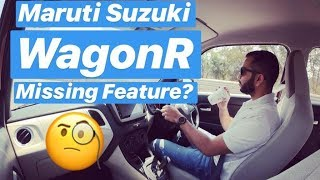 2019 Maruti Suzuki WagonR - Any Missing Feature? (Hindi + English)