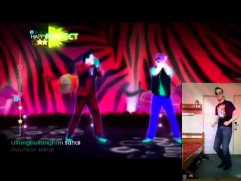 Just Dance 4 Wii Oppa Gangnam Style video