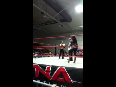 TNA Live Moundsville WV