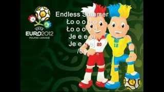 euro 2012 oficjalna piosenka euro oceana- endless summer