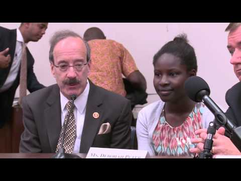 Nigerian Teenager Tells US Congress Boko Haram Killed Family