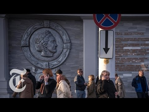 Ukraine 2014 | Crimeans Speak Out on the Referendum to Join Russia | The New York Times