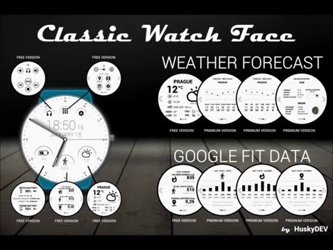Classic Watch Face APK Cover
