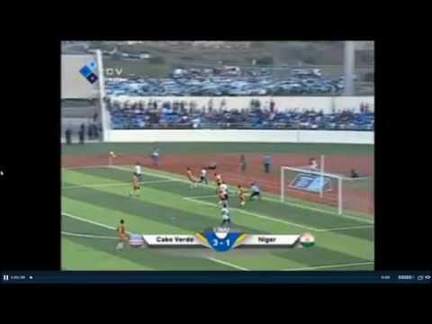 Cape Verde - Niger 3-1 15/11/2014