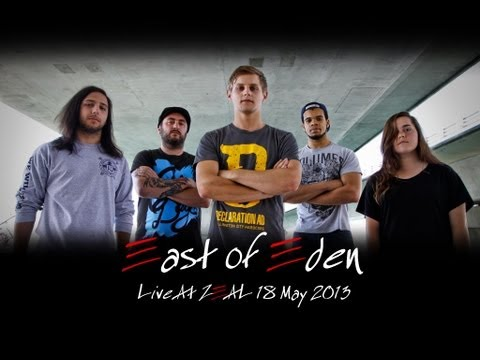 East of Eden - Live at Zeal 18 May 2013