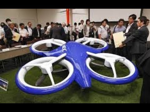 Hot News Today: Flying cars set to take off in Japan