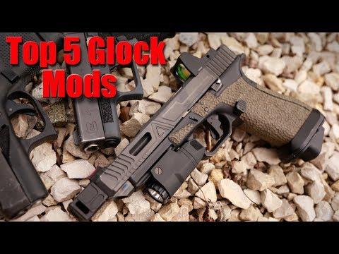 Top 5 Glock  Mods Under $100