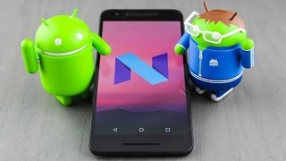 HUAWEI ANDROID N + LAUNCHER