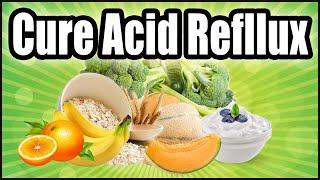 7 Alkaline Foods Help Cure Your Acid Reflux, GERD, Heartburn
