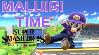 Super Smash Bros. Ultimate - Online Battles 50 (Maluigi)