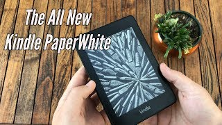 Testing The All-New Kindle Paperwhite 4 (2018)