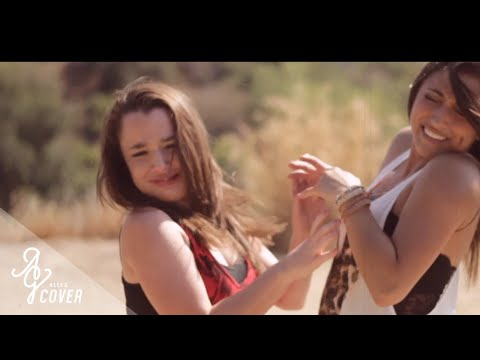 Want U Back - Cher Lloyd (Alex G & Kait Weston) Cover Official Music Video