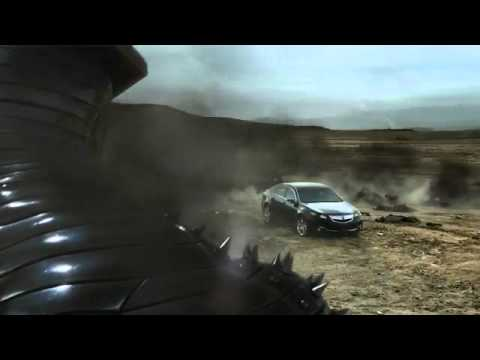 Реклама. Acura TL 2012 в фильме