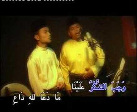Nur Selawat- Tola'al Badru 'alaina 2 video