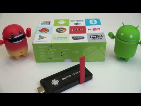 Podoor T518 Android Mini PC Review