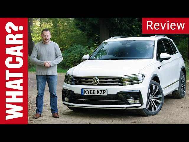 2017 Volkswagen Tiguan review | What Car? - YouTube