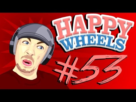 Happy Wheels - Part 53   GIANT BILLY!