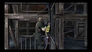 Resident Evil 4 walkthrough: Part 11: Chapter 4-4