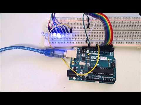 Proyectos Arduino: Auto Fantástico.