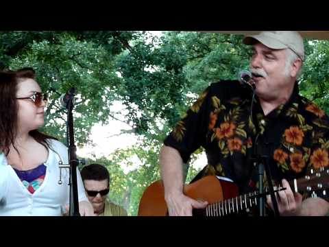 Rich Lewis Band&Friends ~ Bob Dylan Cover Everybody Must Get Stoned ~ Minnehaha Park 7-20-11
