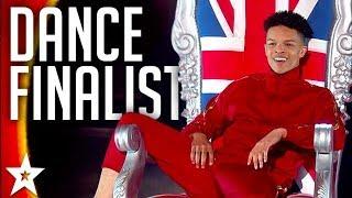 BEST Dancer of 2016 Balance Unity on Britain's Got Talent | Got Talent