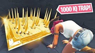 1000 IQ TRAP PLAY!! | Fortnite Best Moments #80 (Fortnite Funny Fails & WTF Moments)