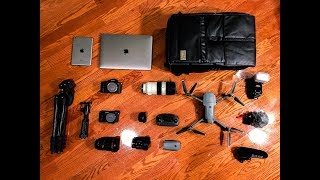 WHATS IN MY CAMERA BAG 2017