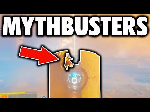 Destiny 2 MYTHBUSTERS - START HEROIC EVEN WITHOUT SHOOTING CRYSTALS!? (Mythbusters Gameplay)