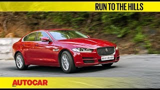 Run To The Hills - Yercaud | With Jaguar XE | Autocar India