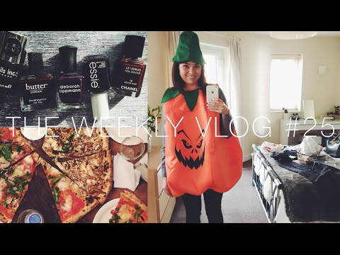 The Weekly Vlog #25 ViviannaDoesVlogging